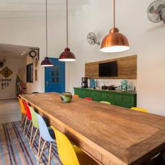 Cocinas de estilo  por Marcos Contrera Arquitetura & Interiores