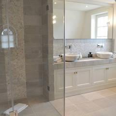浴室 by SALLIER WOHNEN SYLT