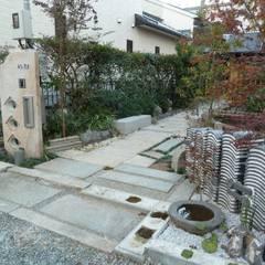 庭院 by アーテック・にしかわ/アーテック一級建築士事務所