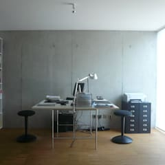 Neu und Alt:  Multimedia-Raum von wilhelm und hovenbitzer und partner