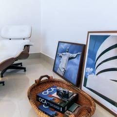 Poltrona de Tony Santos Arquitetura Clásico