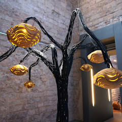 Casuluz - artistic light instalations:  Evenementenlocaties door Tiago Sa da Costa Studio