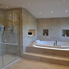 Bath & Shower View :  Bathroom by Daman of Witham Ltd
