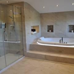 Ensuite, Little Baddow:  Bathroom by Daman of Witham Ltd