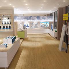 Engeriedienstleister Shopdesign 2014:  Ladenflächen von ruge + göllner gmbh