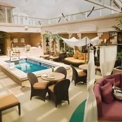 Loungebereich Haven:  Bars & Clubs von AIP Innenprojekt GmbH