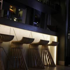مطاعم تنفيذ Gabriela Herde Arquitetura & Design