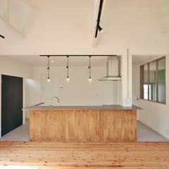 CFH: ASTERが手掛けたキッチンです。