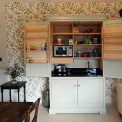 Kitchen in a box!:  Kitchen by Hallwood Furniture