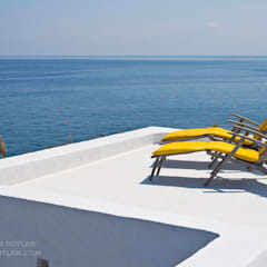 Casa Menne, Panarea, Aeolian Islands, Sicily :  Terrace by Adam Butler Photography