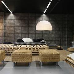 """Creapolis """"Workshop"""". Sant Cugat del Vallés. 2011: Salones de eventos de estilo  de Deu i Deu"""