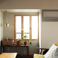 Windows by 稲山貴則 建築設計事務所, Scandinavian