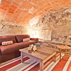 Wine cellar by Home Deco Decoración, Rustic