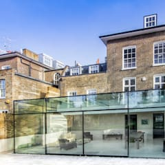 Barnes, London:  Conservatory by Maxlight
