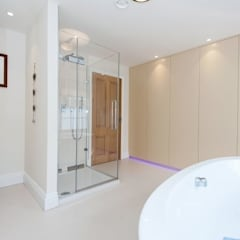 Early Victorian Townhouse Modern bathroom by Corebuild Modern