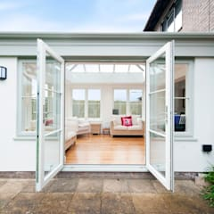 Orangery lounge extension :  Conservatory by ROCOCO