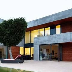 Ansicht Garten I:  Häuser von wirges-klein architekten