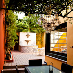Terrazas de estilo  por CID DELTA, SA