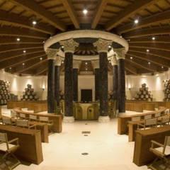Cantina: Hotel in stile  di Studio Tecnico Associato Cast&llo Engineering