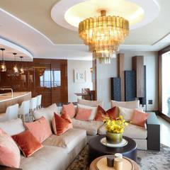 Living room by Keir Townsend Ltd., Modern
