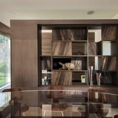 Comedores de estilo  de Gantous Arquitectos, Moderno