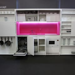 Small kitchens by Dizzconcept