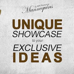 UNIQUE SHOWCASE for EXCLUSIVE IDEAS:  Shopping Centres by AM Florence