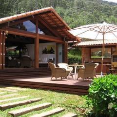 منازل تنفيذ Cadore Arquitetura