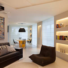 Media room by Cadore Arquitetura, Modern