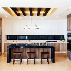 Residencia R53: Cocinas de estilo  por Imativa Arquitectos