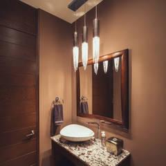 91fe5dcc8aa09 Residencia R53  Baños de estilo por Imativa Arquitectos