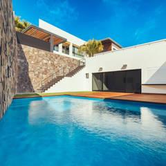 مسبح تنفيذ Imativa Arquitectos
