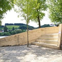 Veranstaltungsbühne:  Veranstaltungsorte von Studio für Architektur Bernd Vordermeier