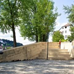Veranstaltungsbühne / innen:  Veranstaltungsorte von Studio für Architektur Bernd Vordermeier