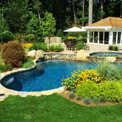 Projekty,  Ogród zaprojektowane przez italiagiardini