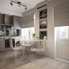 Nhà bếp by «Студия 3.14»