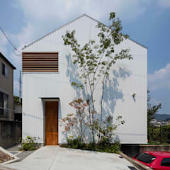 生駒の家 House in Ikoma: arbolが手掛けた家です。,