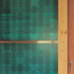 Solarhaus III in Ebnat-Kappel CH, 2000:  Fenster von Dietrich Schwarz Architekten AG