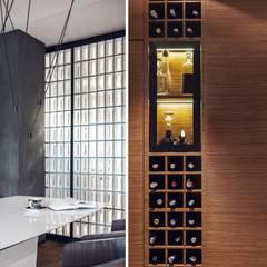 Wine cellar by Studio Potorska