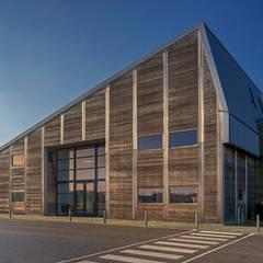 Gedung perkantoran oleh Dorenbos Architekten bv, Industrial