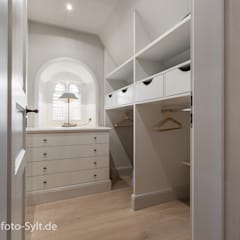 Dressing room by Immofoto-Sylt, Country