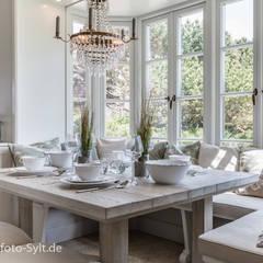 Ruang Makan oleh Immofoto-Sylt