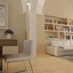 AD Loft - Interno: Spa in stile  di De Vivo Home Design
