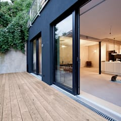Patios by CIP Architekten Ingenieure, Industrial