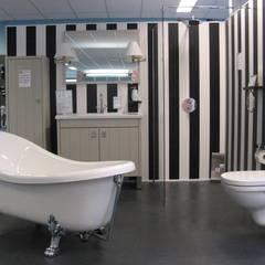 Sanitair:  Badkamer door roko, Modern