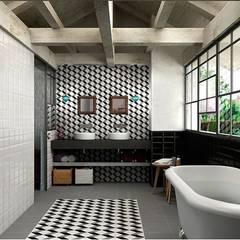 Ysk Tadilat – Banyo Dekorasyonu :  tarz Banyo
