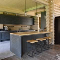 Dapur by Lavka-design дизайн бюро