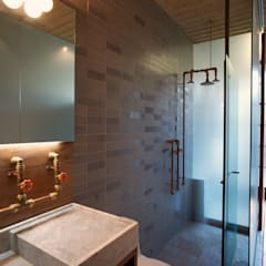 حمام تنفيذ Alvaro Moragrega / arquitecto