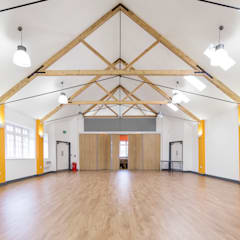 Bagworth Community Centre:  Conference Centres by Pergo