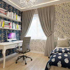 Nursery/kid's room by ДизайнМастер,